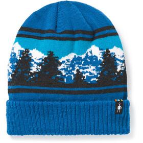 Smartwool Ski Hill Czapka dwustronna, neptune blue